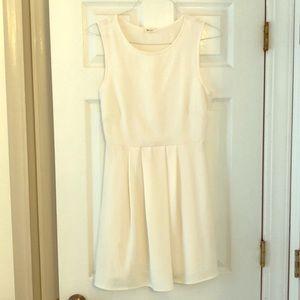 Everly Cream Dress